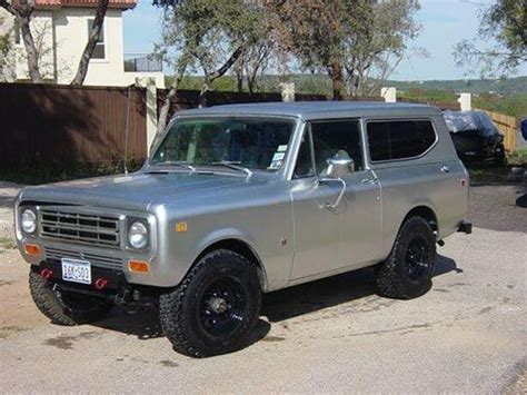 Autoscout America by Ih Scout International Harvester Scout Things With