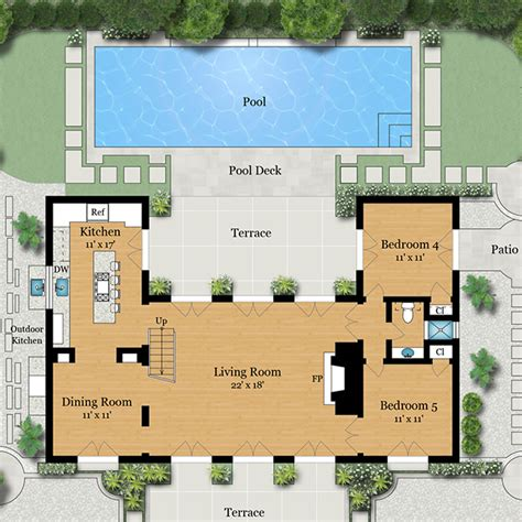 floor plan visuals
