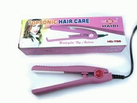 Catok Mini Praktis By Diyantishop catok rambut mini