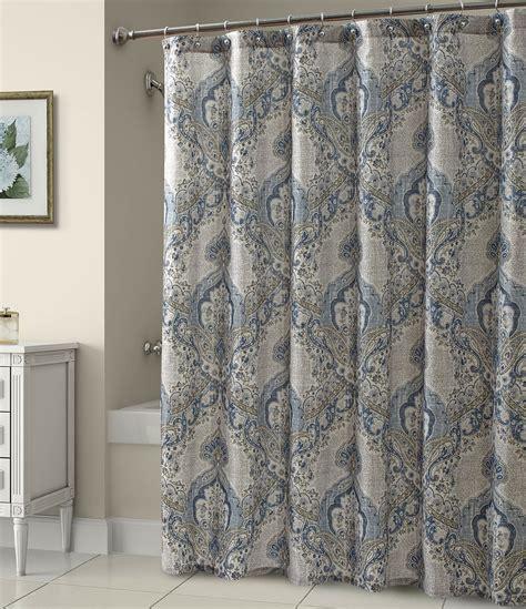 croscill curtain croscill maya damask shower curtain dillards