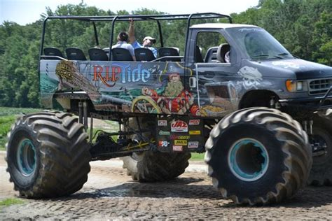 grave digger carolina truck rip tide ride picture of grave digger poplar branch