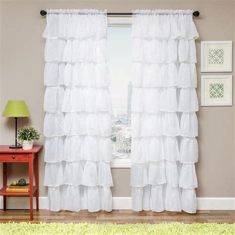 layered sheer curtains sasha layered sheer curtain drapery panels