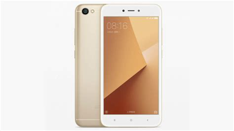 Xiaomi Redmi 5a 2 16 Gold Silver Resmi Tam xiaomi redmi note 5a launched price and specifications kolly talk