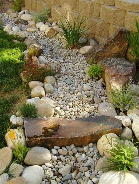 Landscape Rock Haul Away 25 Best Ideas About River Rock Gardens On
