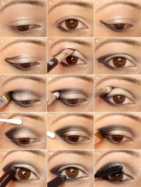Eyeshadow Brown list of tips on how to do eye makeup if you brown