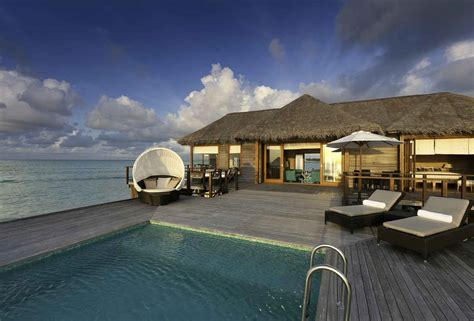 pics photos ithaa undersea restaurant best free home 10 gorgeous overwater villas in asia cond 233 nast