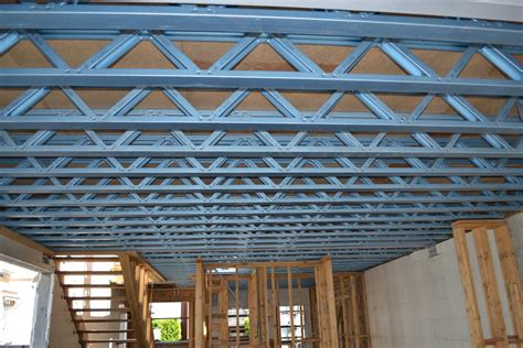 steel ceiling joists joists architecture and design