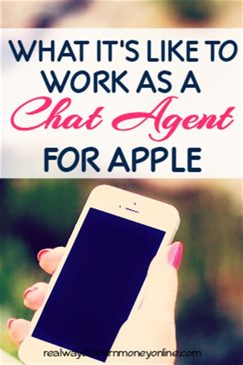 Work Online From Home For Apple - what it s really like to work as a chat agent for apple
