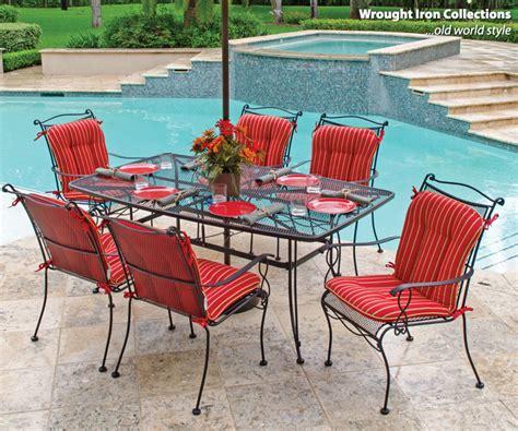 mobilier patio mobilier din fier forjat pentru gradina