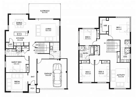 ranch house plans with 2 master suites house plan inspirational ranch style house plans with two