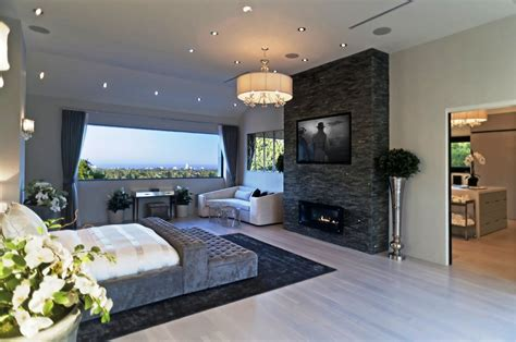 Bedroom With Tv Design Ideas Home Automation Hi Tech Integrated Systems