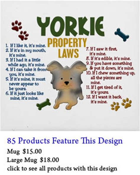gifts for yorkie yorkie mugs salt and peper shakers yorkies in your kitchen