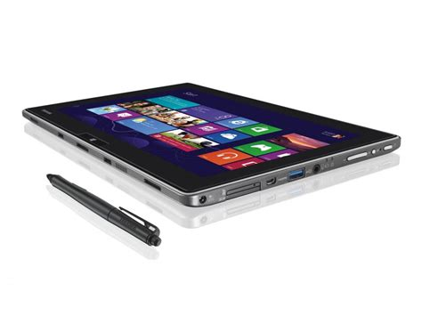 Tablet Toshiba Toshiba Unveils Windows 8 Pro Tablet For Enterprise It Pro