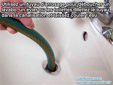 Deboucher Canalisation Evier by 28 Astuces Pour D 233 Boucher Wc Et Canalisations Sans Plombier
