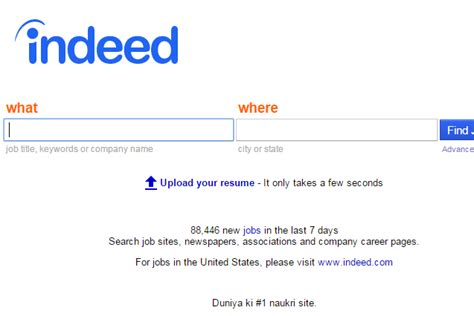 a look at what job search engines are and where they are headed in th