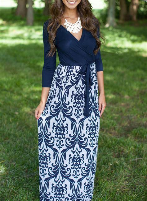 Ethnic Belted Dress M L 18254 vintage ethnic print v neck belted maxi dress on luulla