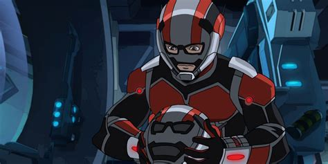 nycc marvels ant man animated shorts coming  disney xd cbr
