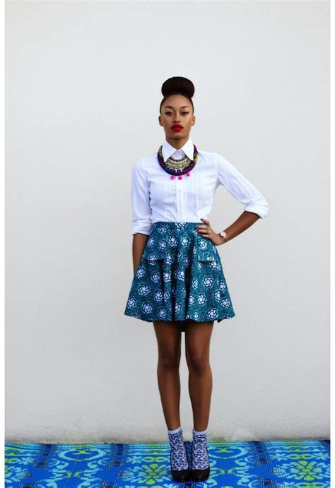 Sho Wax la mode by natacha baco wax chic et urbain jupes