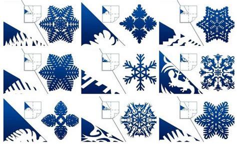 diy paper snowflakes templates diy pretty kirigami snowflakes free template