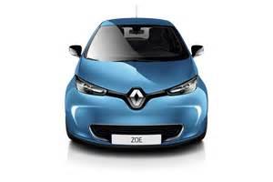Renault Zoe News New 2017 Renault Zoe Pictures Carbuyer