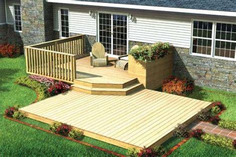 Backyard Deck Ideas High Definition 89Y #1442