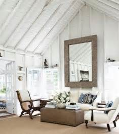 cottage wall summer home decorating ideas inspired by rustic simplicity