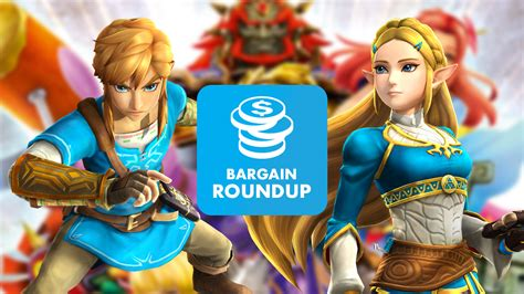 Bargains Roundup Some Of Everything Edition aussie bargain roundup hyrule warriors definitive
