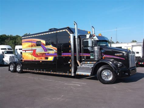 kenworth truck sleepers ari sleepers custom sleepers pictures to pin on pinterest
