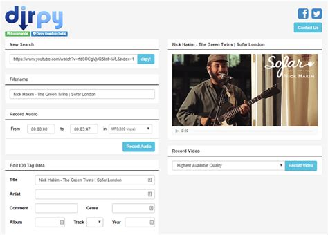 youtube to mp pc youtube to mp3 the clipconverter alternatives with