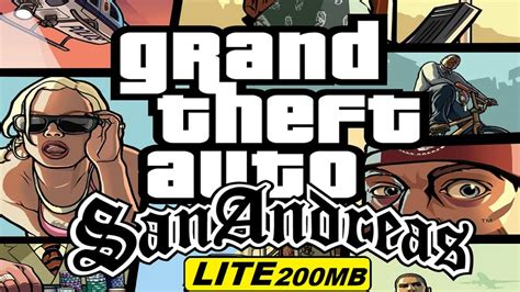 gta san andreas apk data gta san andreas lite android apk data