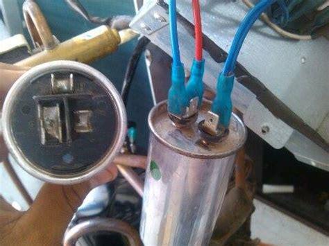 capacitor de aire quemado capacitor de aire quemado 28 images aver 237 a en aire acondicionado 2 condensador el 233