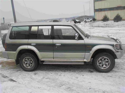 mitsubishi pajero 1992 used 1992 mitsubishi pajero photos diesel automatic for sale