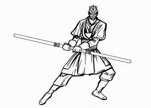 darth maul coloring pages free coloring pages and