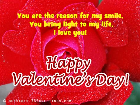 happy valentines day texts happy valentines day messages 365greetings