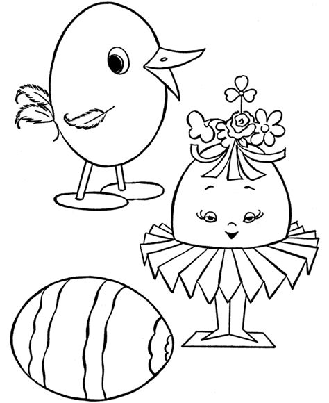 easter coloring pages preschool free coloring pages of spring for preschool