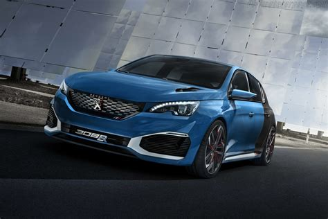 2015 peugeot 308 r hybrid images specifications and