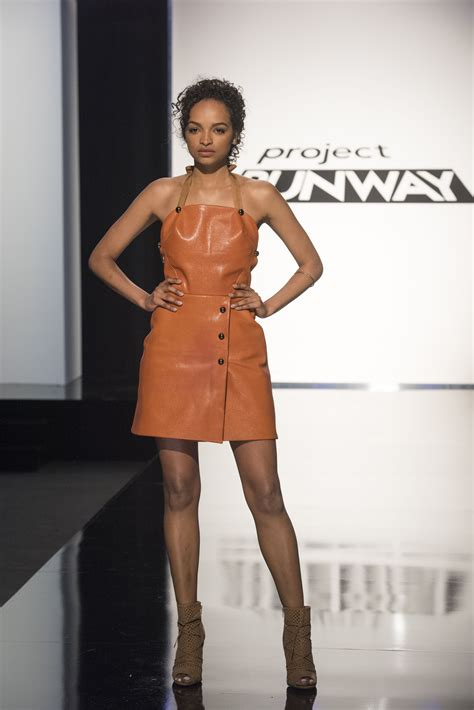 Dressing Recap 3 by Project Runway Recap The Cocktail Dress Is Everyone S