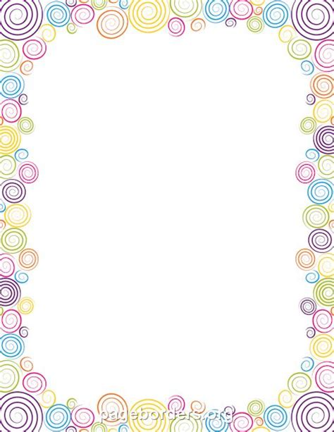 758 Best Page Borders And Border Clip Art Images On Pinterest Border Templates Frames And Microsoft Clip Templates