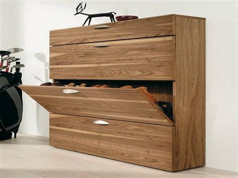 Shoe Cabinet Wood by Ideas Design Shoe Cabinets Storage Design Solution