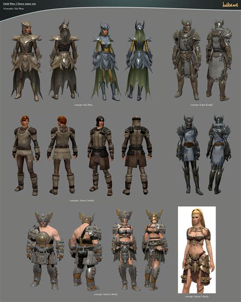 Oneplus Two Heavy Armor guild wars 2 heavy armor sets by haikai13 on deviantart