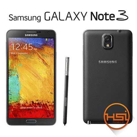 for samsung note 3 samsung galaxy note 3 4g lte hsi mobile