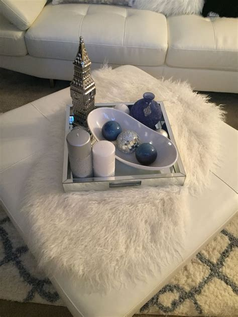 ottoman decor best 25 ottoman tray ideas on pinterest coffee table