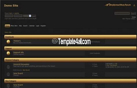all black themes download dark extreme black free smf theme download