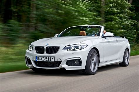 bmw  convertible  review car magazine