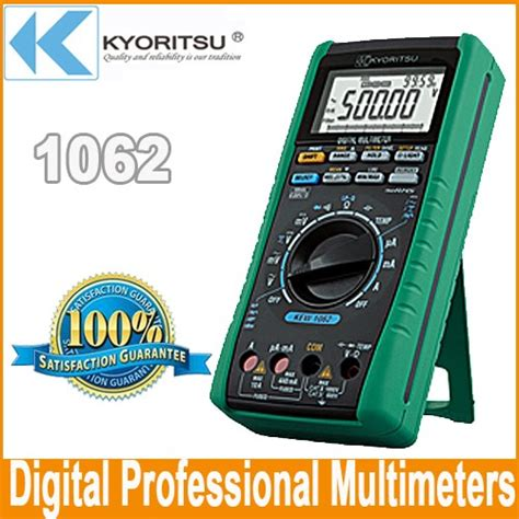 Multimeter Digital Kyoritsu kyoritsu 1062 digital multimeter