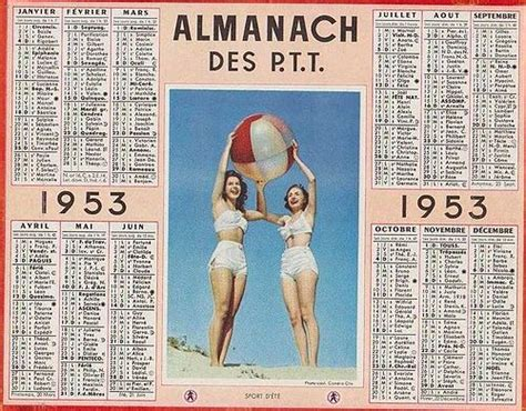 Calendrier De 1953 1953 Geneawiki
