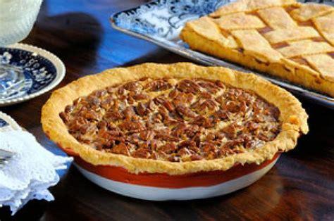 perfectly easy pecan pie recipe   pinch recipes