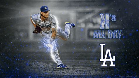 clayton com clayton kershaw wallpapers wallpaper cave