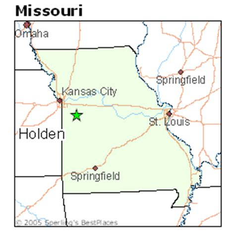 where is holden mo best places to live in holden missouri
