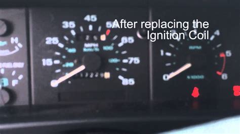 how to replace ignition coil for a 1993 alfa romeo spider 1994 ford ranger with a bad ignition coil youtube